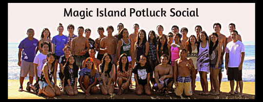Magic Island Potluck Social
